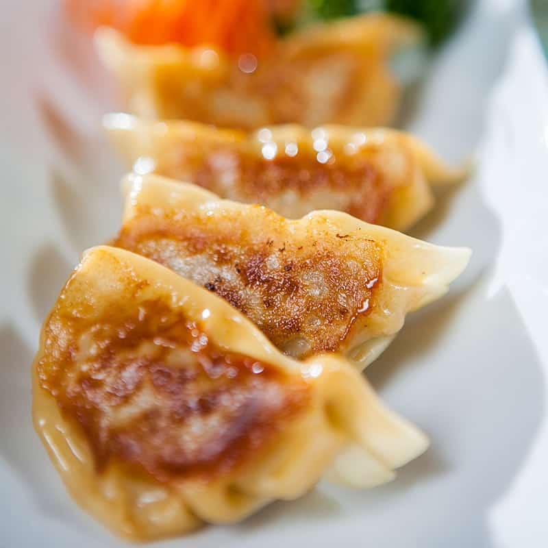 Chef's Gyoza
