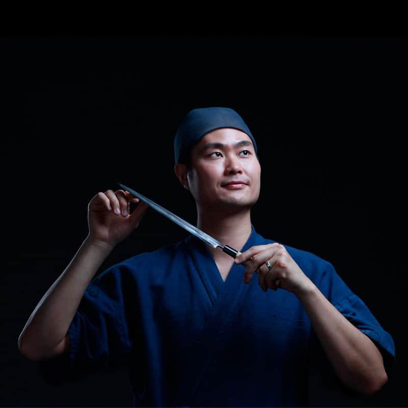 Kaz Yuki - Owner and Head Chef