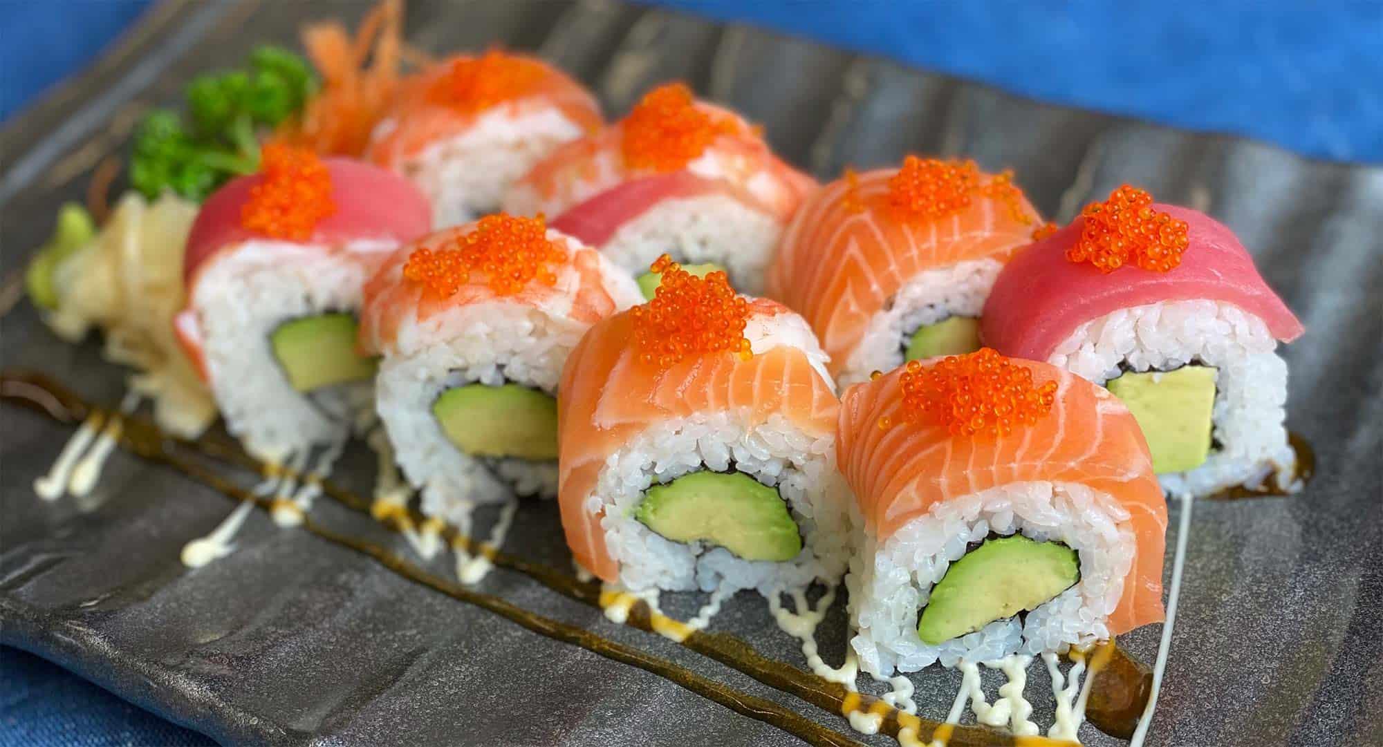 Sushi Wave - Best sushi on the sunshine Coast