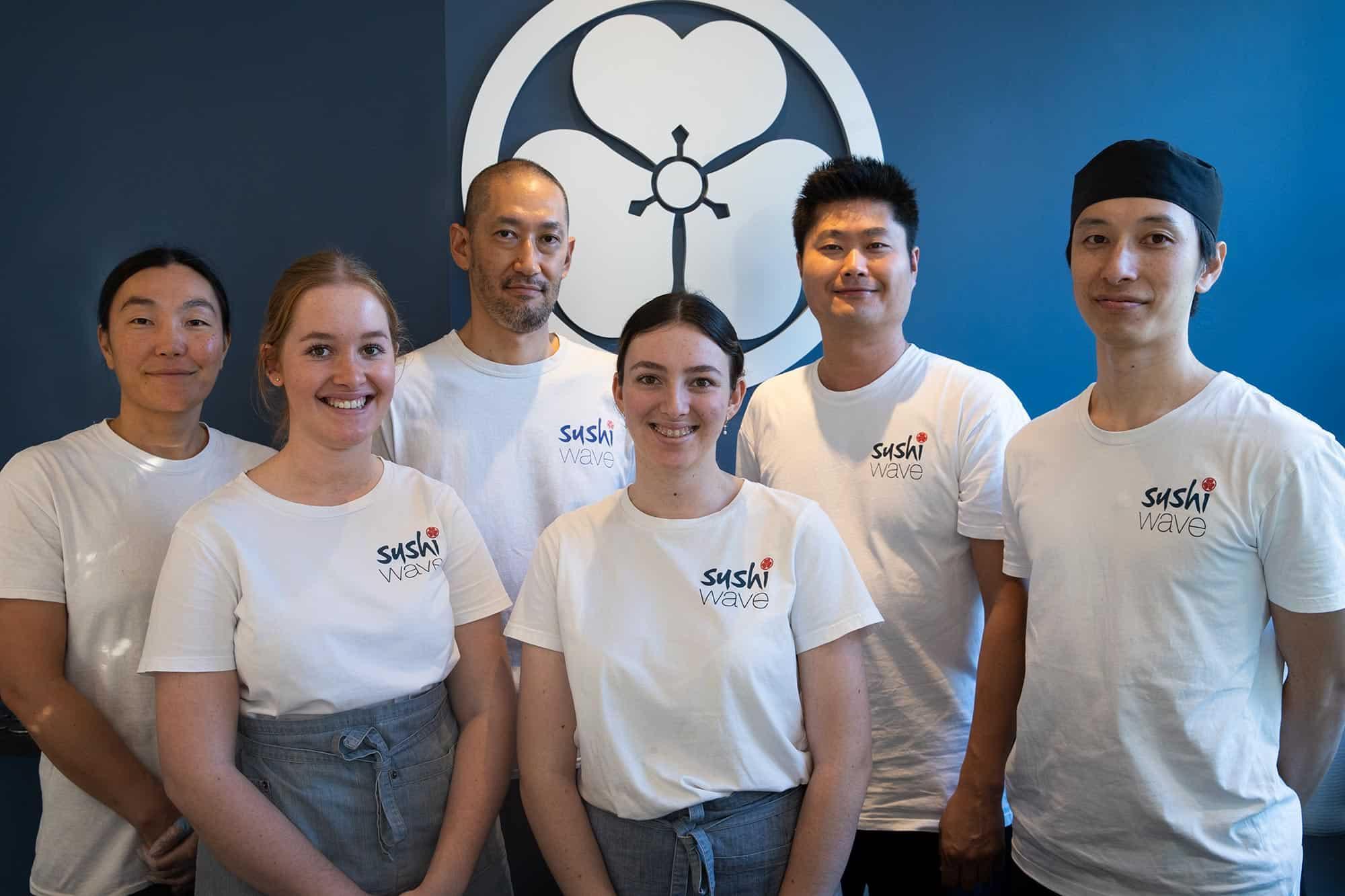 Sushi Wave Team 2021